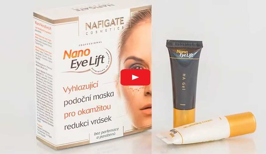 nafigate nano eye lift video