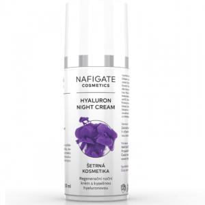 nafigate regenerační noční krém s kyselinou hyaluronovou