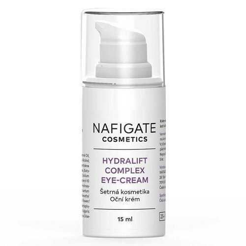 nafigate hydralift complex eye cream oční krém 15 ml