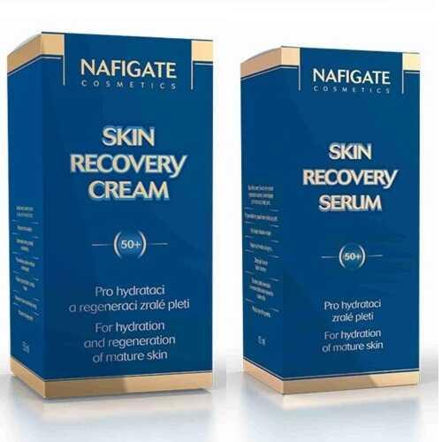 nafigate balíček na vrásky 50 cream serum