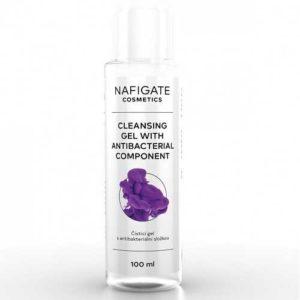 nafigate antibakteriální čistící gel 100 ml