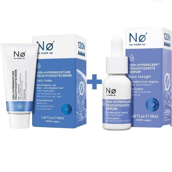 no cosmetics hydratační set denní krém noční sérum