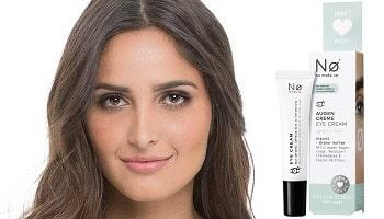 no cosmetics nejlepší oční krém pro ženy