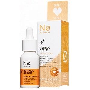 no cosmetics retinol sérum